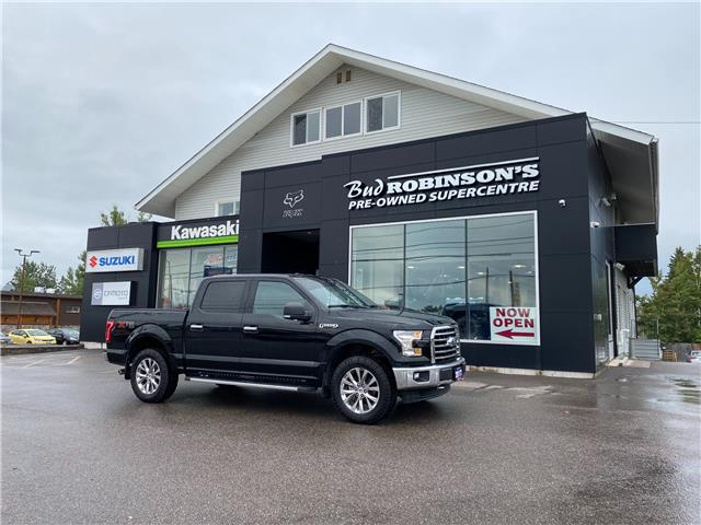 2017 Ford F-150  (Stk: ) in Sault Ste. Marie - Image 1 of 29