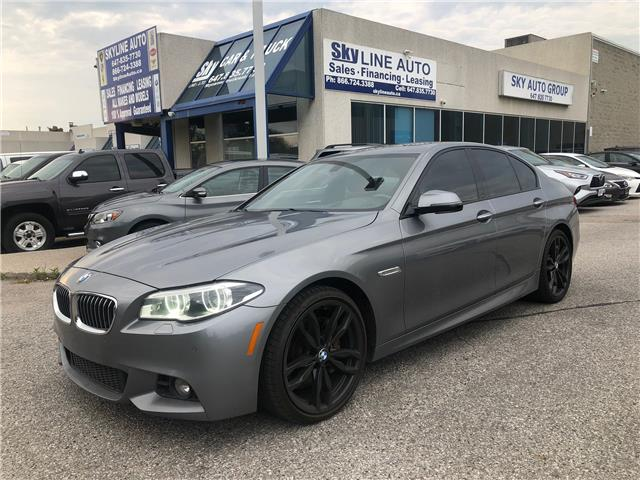 2016 BMW 535i xDrive (Stk: ) in Concord - Image 1 of 20