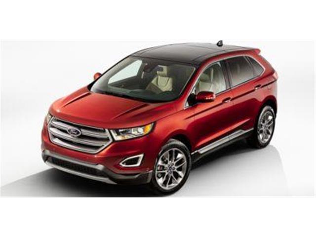 2017 Ford Edge SEL (Stk: U38769) in Regina - Image 1 of 1