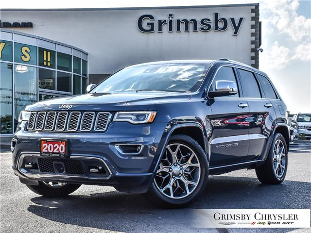2020 Jeep Grand Cherokee Overland (Stk: U5256) in Grimsby - Image 1 of 34