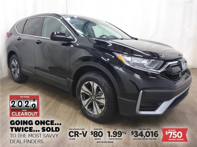 2021 Honda CR-V LX (Stk: 2150182) in Calgary - Image 1 of 25