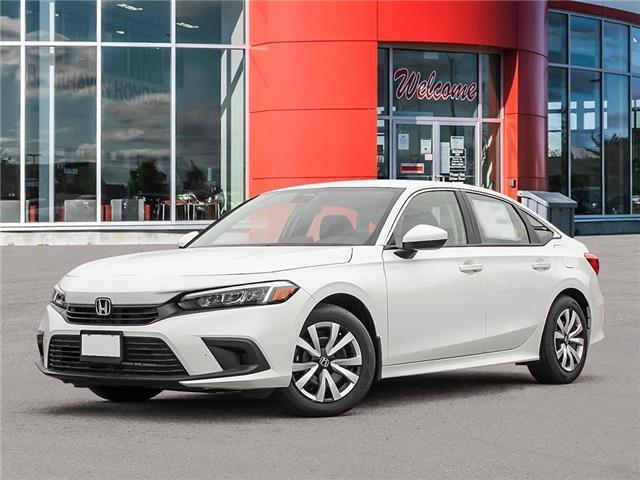 2022 Honda Civic LX (Stk: 4005) in Ottawa - Image 1 of 23