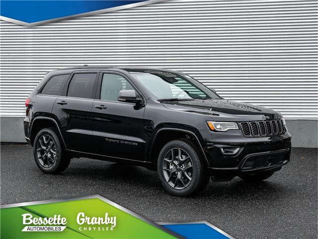 2021 Jeep Grand Cherokee Limited (Stk: B21-419) in Cowansville - Image 1 of 37
