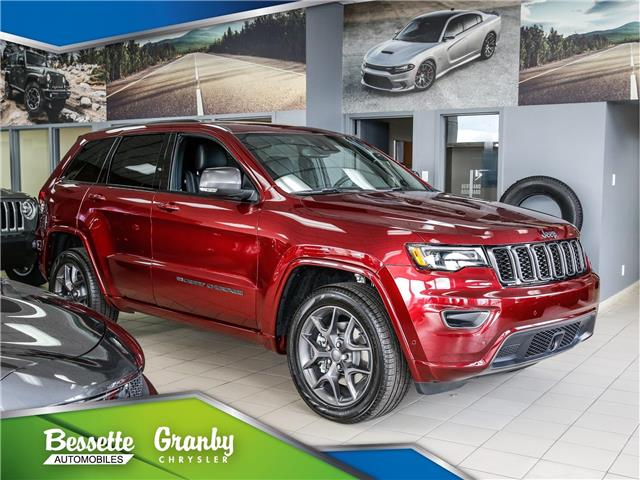 2021 Jeep Grand Cherokee Limited (Stk: G1-0358) in Granby - Image 1 of 36