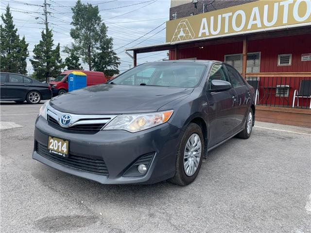 2014 Toyota Camry Hybrid  (Stk: 142536) in SCARBOROUGH - Image 1 of 30