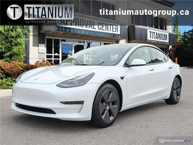 2021 Tesla Model 3  (Stk: 031743) in Langley Twp - Image 1 of 25