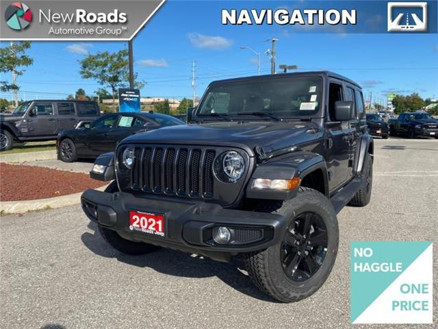 2021 Jeep Wrangler Unlimited Sahara (Stk: W20882) in Newmarket - Image 1 of 24