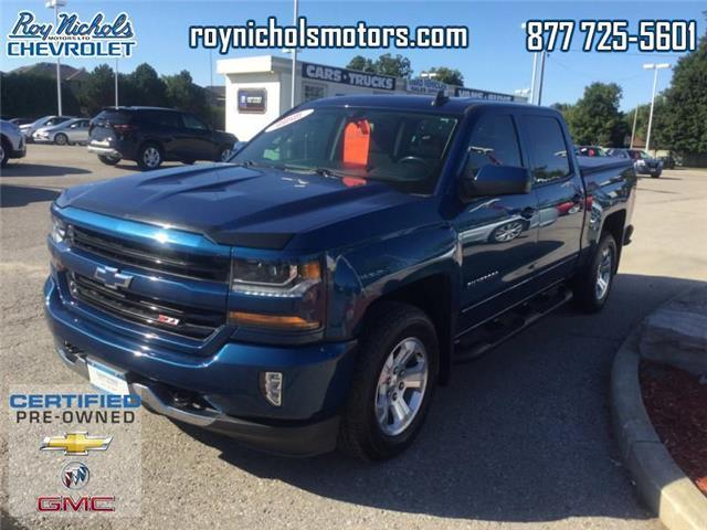 2018 Chevrolet Silverado 1500 LT (Stk: X480A) in Courtice - Image 1 of 14