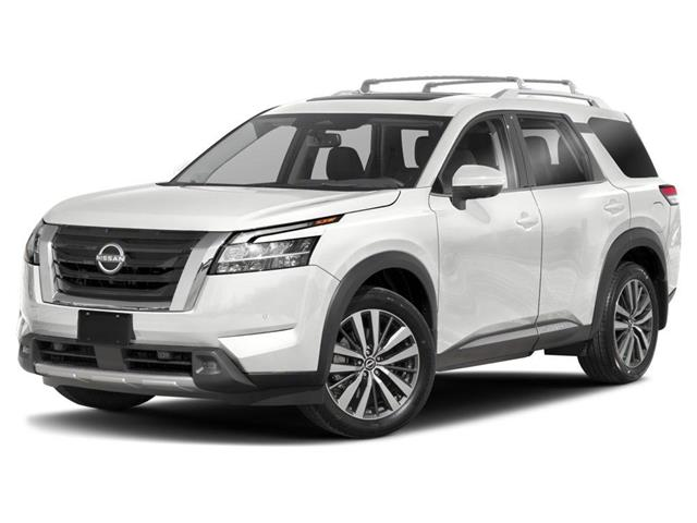 2022 Nissan Pathfinder Platinum (Stk: 12087) in Sudbury - Image 1 of 9