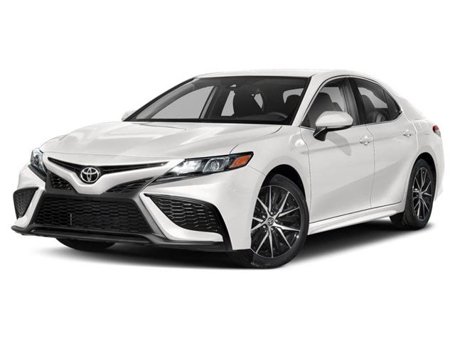 2021 Toyota Camry SE (Stk: 211035) in Calgary - Image 1 of 9