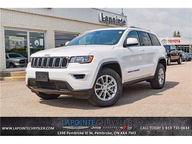 2021 Jeep Grand Cherokee Laredo (Stk: 21132) in Pembroke - Image 1 of 30