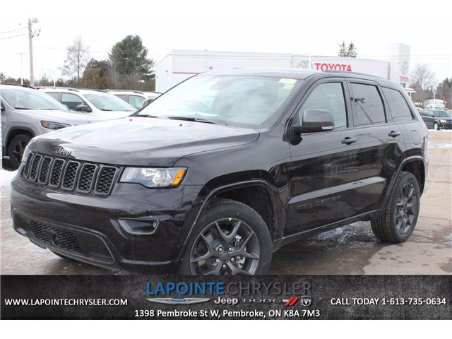 2021 Jeep Grand Cherokee Limited (Stk: 21078) in Pembroke - Image 1 of 30