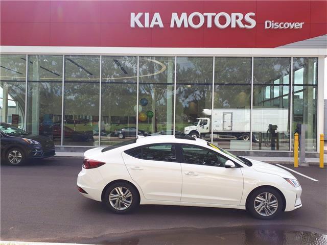 2020 Hyundai Elantra Preferred w/Sun & Safety Package (Stk: X5136A) in Charlottetown - Image 1 of 23