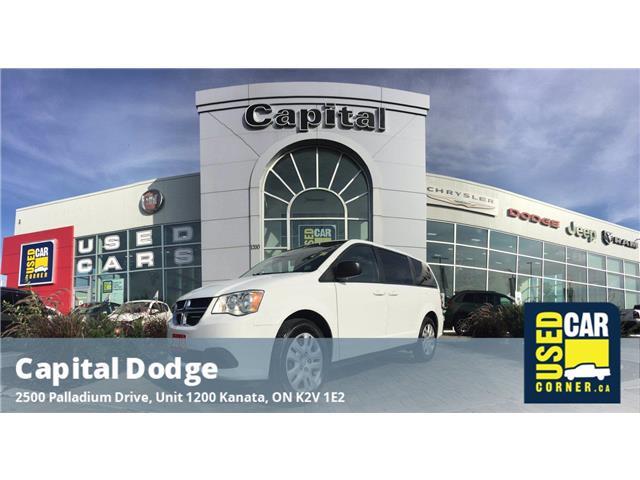 2018 Dodge Grand Caravan CVP/SXT (Stk: P3263) in Kanata - Image 1 of 22