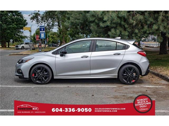 2018 Chevrolet Cruze LT Auto (Stk: DK263) in Vancouver - Image 1 of 15