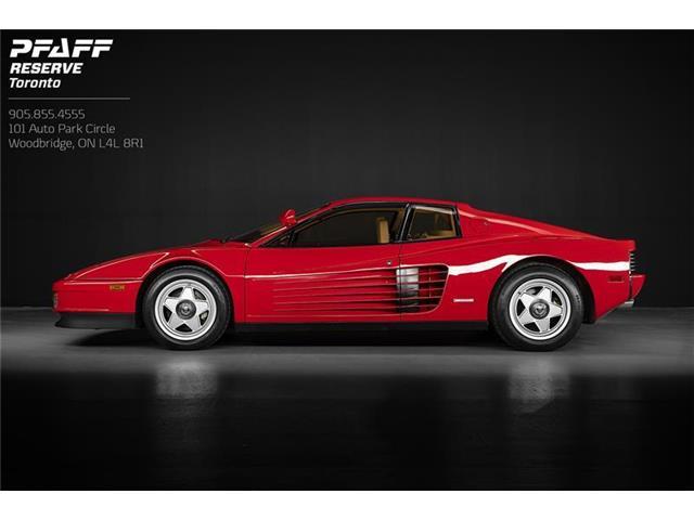 1985 Ferrari Testarossa  (Stk: FS001) in Woodbridge - Image 1 of 19