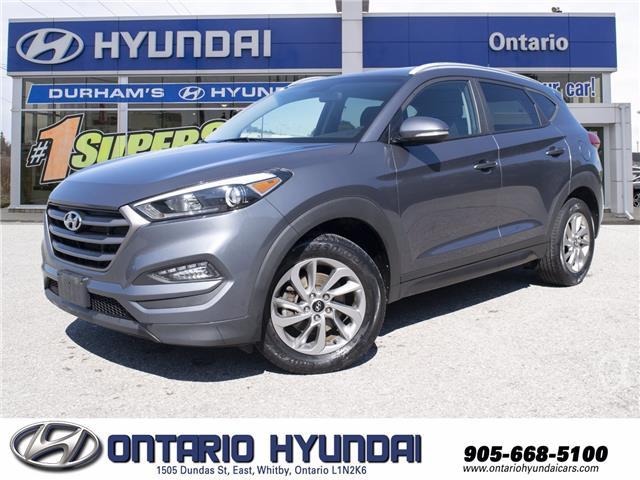 2016 Hyundai Tucson Premium (Stk: 040365A) in Whitby - Image 1 of 21
