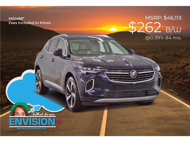 2021 Buick Envision Essence (Stk: M01488) in Watrous - Image 1 of 44