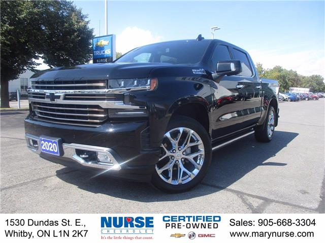 2020 Chevrolet Silverado 1500 High Country (Stk: 10X567) in Whitby - Image 1 of 30