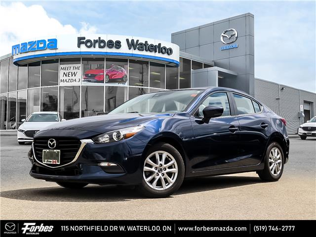 2018 Mazda Mazda3  (Stk: A7408A) in Waterloo - Image 1 of 23