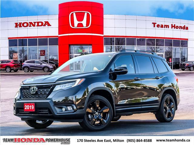 2019 Honda Passport Touring (Stk: 3977) in Milton - Image 1 of 30
