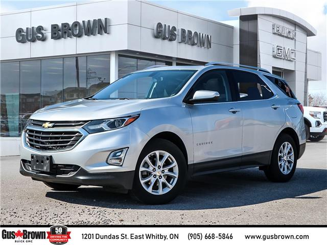 2018 Chevrolet Equinox LT (Stk: 6182947T) in WHITBY - Image 1 of 29