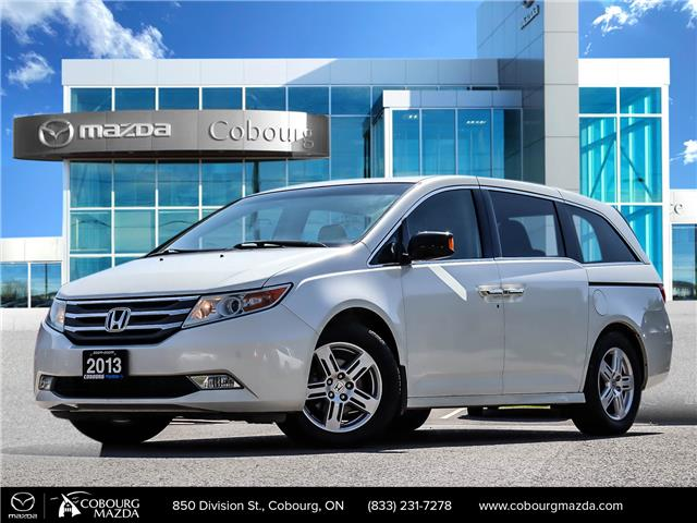 2013 Honda Odyssey Touring (Stk: U0526A) in Cobourg - Image 1 of 30