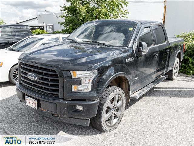 2017 Ford F-150 XLT (Stk: C39974) in Milton - Image 1 of 6