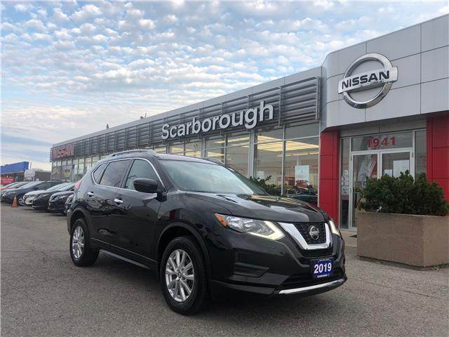 2019 Nissan Rogue S (Stk: L21036A) in Scarborough - Image 1 of 14
