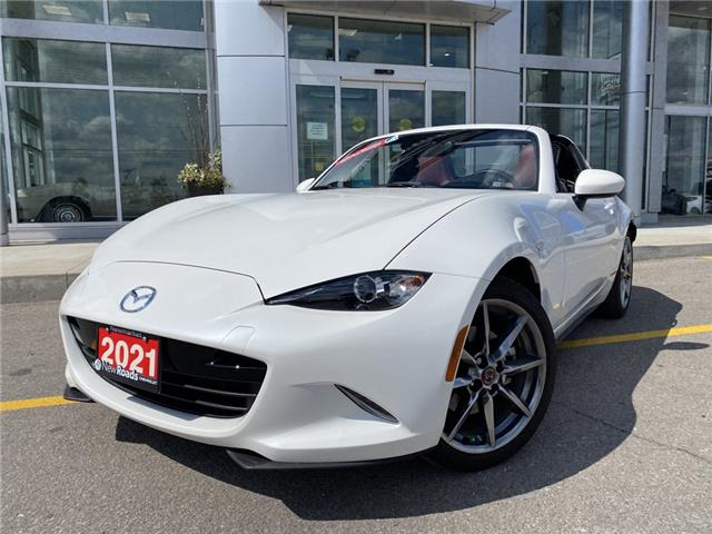 2021 Mazda MX-5 RF 100th Anniversary Edition (Stk: N15494) in Newmarket - Image 1 of 23