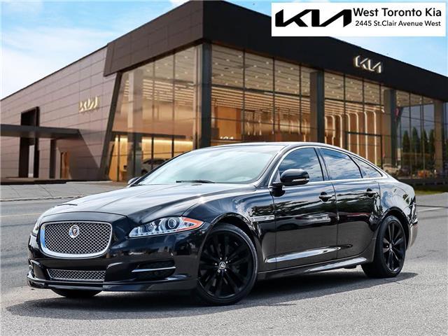 2015 Jaguar XJ 3.0L Premium Luxury (Stk: T21358A) in Toronto - Image 1 of 30