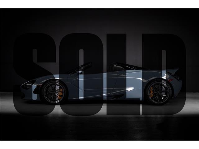 2020 McLaren 720S SPIDER  (Stk: ) in Woodbridge - Image 1 of 21