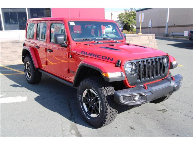 2021 Jeep Wrangler Unlimited Rubicon (Stk: PW3510) in St. John's - Image 1 of 19