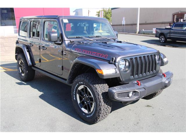 2021 Jeep Wrangler Unlimited Rubicon (Stk: PW3535) in St. John\'s - Image 1 of 19
