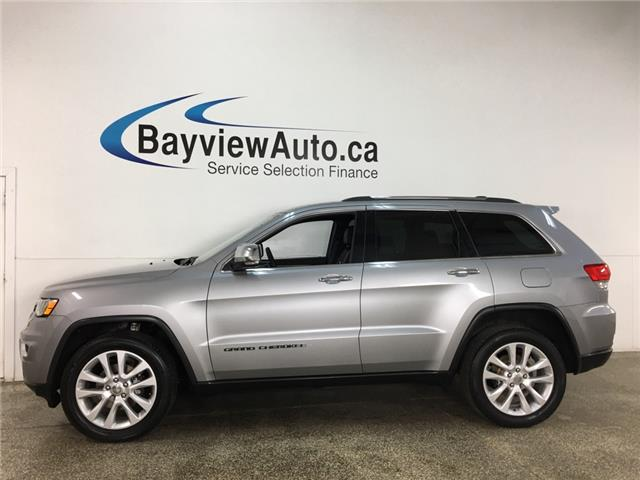 2017 Jeep Grand Cherokee Limited (Stk: 38194W) in Belleville - Image 1 of 28