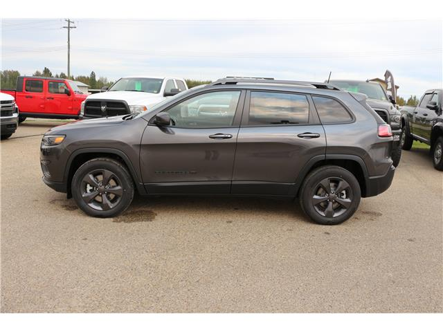 2021 Jeep Cherokee North (Stk: MT164) in Rocky Mountain House - Image 1 of 12
