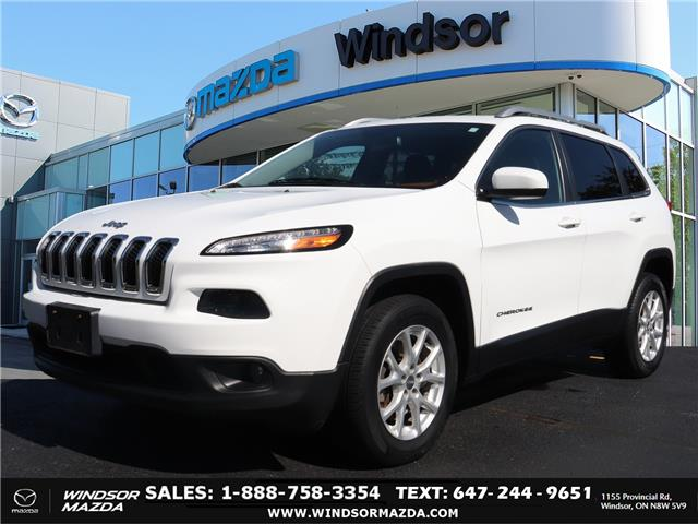 2016 Jeep Cherokee North (Stk: TR25722) in Windsor - Image 1 of 21