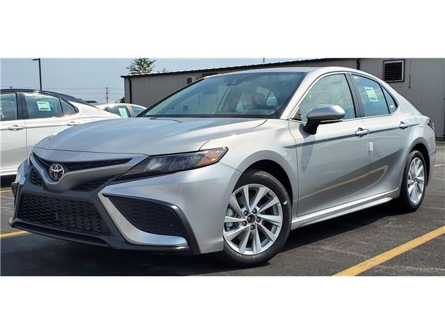 2021 Toyota Camry SE (Stk: 61716) in Sarnia - Image 1 of 10