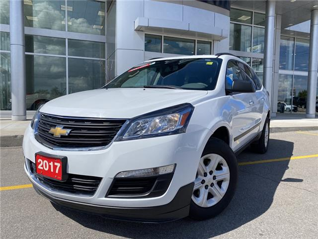 2017 Chevrolet Traverse LS (Stk: NR15474A) in Newmarket - Image 1 of 25
