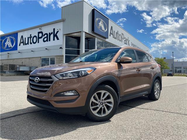 2016 Hyundai Tucson Premium (Stk: 16-95394JB) in Barrie - Image 1 of 24