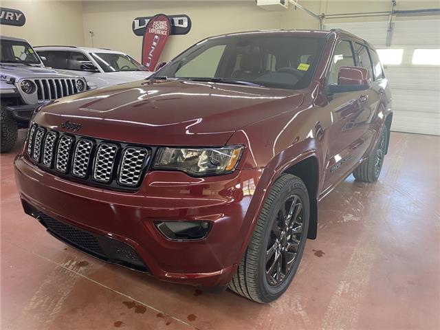2021 Jeep Grand Cherokee Laredo (Stk: T21-151) in Nipawin - Image 1 of 4