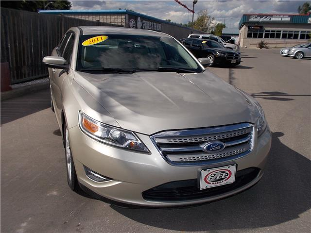 2011 Ford Taurus SEL (Stk: A968) in Windsor - Image 1 of 6