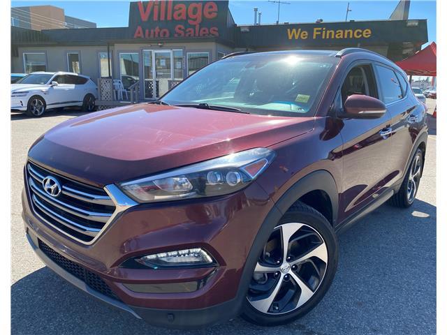 2016 Hyundai Tucson Ultimate KM8J3CA2XGU038489 P38498 in Saskatoon