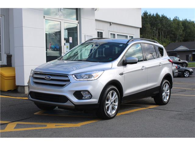 2019 Ford Escape SEL (Stk: 21-179A) in Fredericton - Image 1 of 24