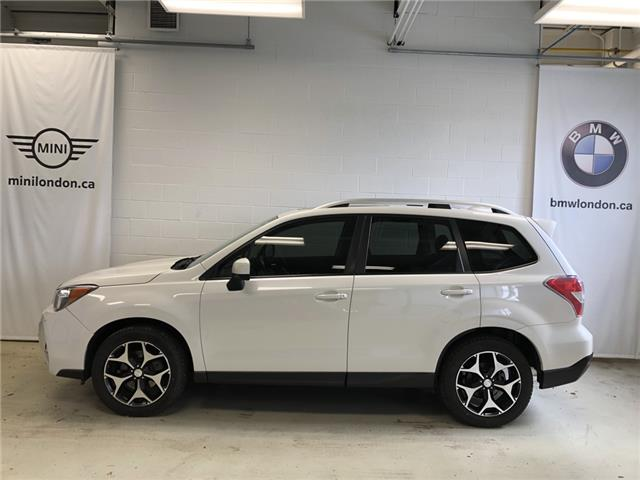 2016 Subaru Forester 2.0XT Touring (Stk: UPB3062) in London - Image 1 of 20