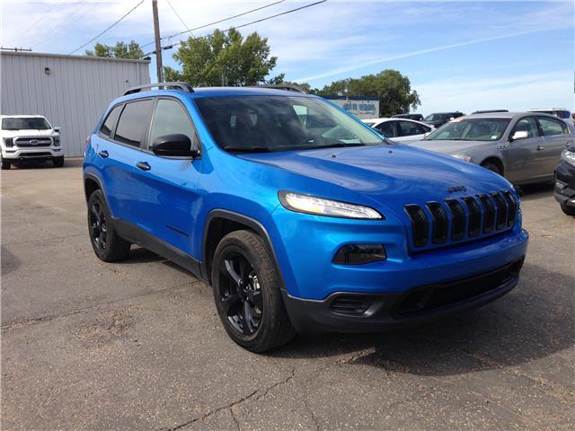 2018 Jeep Cherokee Sport 1C4PJMAX3JD592244 21162A in Wilkie