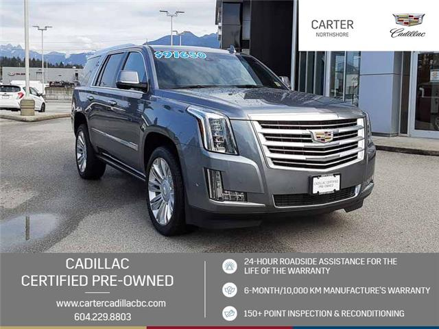 2019 Cadillac Escalade Platinum (Stk: 1D16281) in North Vancouver - Image 1 of 25