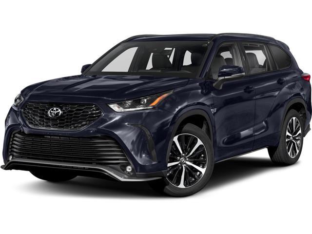 2021 Toyota Highlander XSE (Stk: INCOMING) in Calgary - Image 1 of 1
