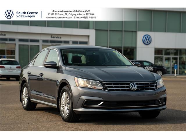 2016 Volkswagen Passat 1.8 TSI Trendline (Stk: 10174A) in Calgary - Image 1 of 34