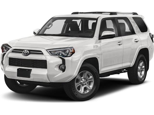 New 2022 Toyota 4Runner Base INCOMING UNITS AVAILABLE FOR PRE-SALE!! - Calgary - Stampede Toyota